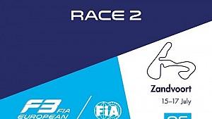 F3 Europe - Zandvoort 2016 - Course 2