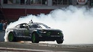 Vaughn Gittin Jr.: Highlights, Montreal