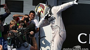 Hamilton le da la vuelta al Mundial