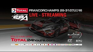 En vivo: Total 24 horas de Spa calificación previa