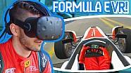 Formula E VR with Daniel Abt & Virtually Live!