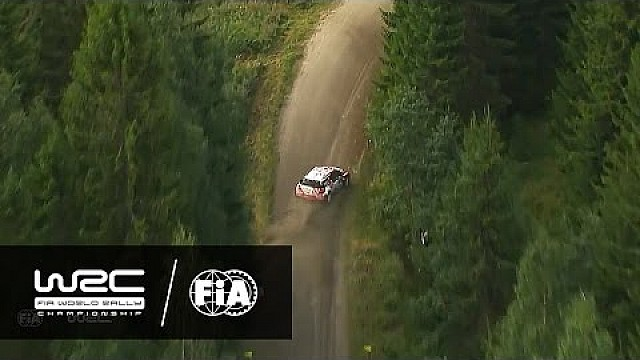 Rally Finland 2016: Highlights Stages 1-6