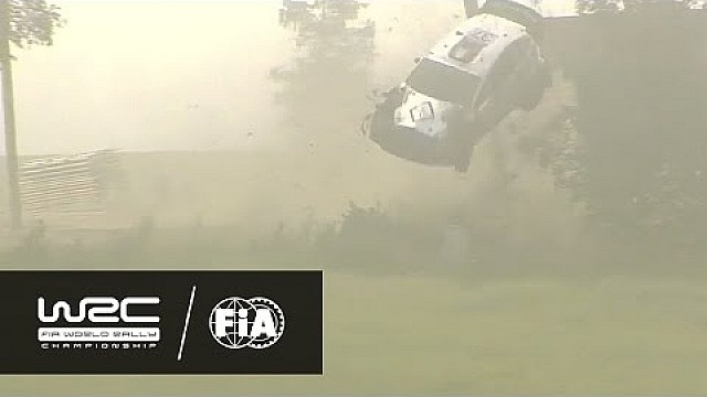 WRC - Neste Rally Finland 2016: Highlights Stages 11-15