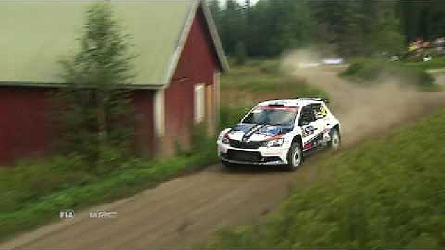 WRC 2 - Neste Rally Finland 2016: WRC 2 Saturday Highlights