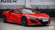 Is the Honda NSX a Taste of the FUTURE!?