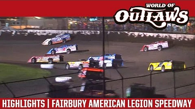 World of Outlaws: Highlights 30. Juli