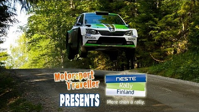 Neste Rally Finland 2016 (1 Roll, 1 Crash, Close Calls and Max Attack)