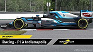 iRacing - MP4-30 à Indianapolis