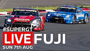 LIVE: 2016 Super GT - Rd.5 Fuji