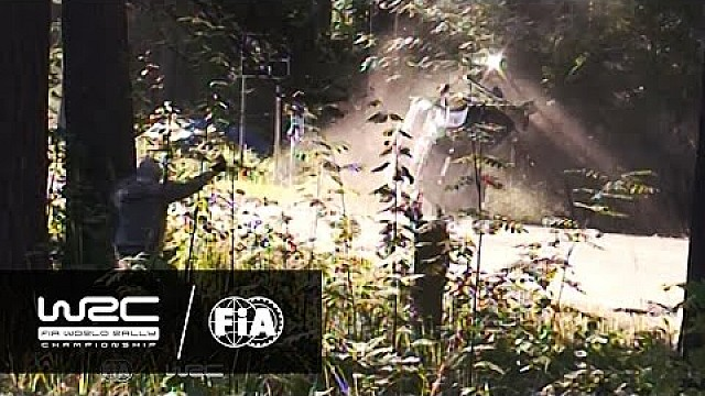Rally Finland 2016: CRASH Al-Rajhi #1