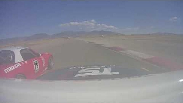 PWC 2016 Utah Motorsports Campus Onboard Highlights - Eric Powell #23 TCA