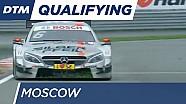DTM Moskova 2016 - 1. yarış sıralama turları