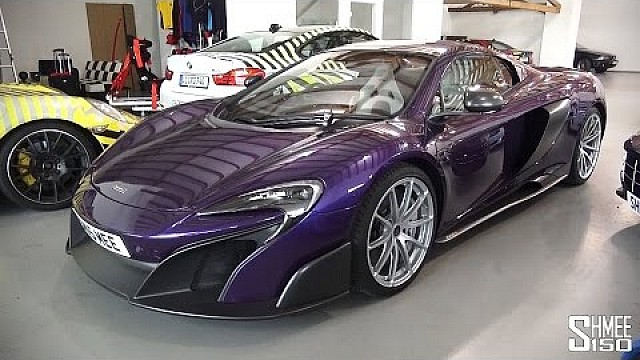 Am I Getting a McLaren 688 HS?