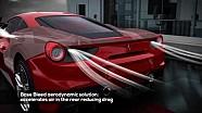 Ferrari 488 GTB - Aerodynamics