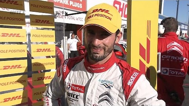 WTCC Race of Japan - José María López takes Pole