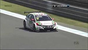 Join Tiago Monteiro for a lap around the Twin Ring Motegi