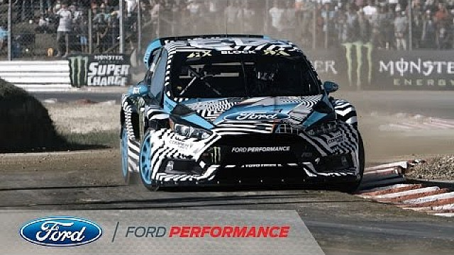 Ford Focus RS RX at Loheac: Race Recap | FIA World Rallycross | Ford Performance