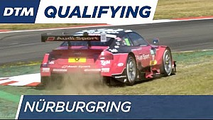 Nürburgring: Unfall von Miguel Molina