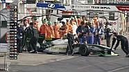 Súper Fórmula Japón 2016 Campeonato Nº 5 final Carrera 1