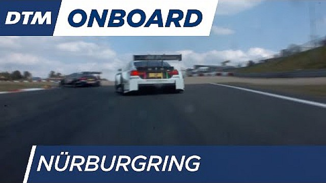 DTM Nürburgring 2016 - Jamie Green (Audi RS5 DTM) - Re-Live Onboard (Race 1)