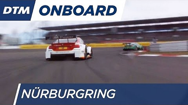DTM Nürburgring 2016 - Jamie Green (Audi RS5 DTM) - Re-Live Onboard (Race 2)