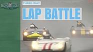 Awesome three way sliding wet battle