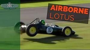Goodwood: Lotus geht fliegen
