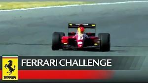 Les Ferrari F1 Clienti à Hockenheim