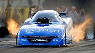 Tommy Johnson Jr. rockets to the lead in Charlotte #CarolinaNats