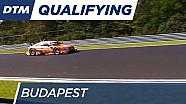 Top 3 Qualifying 1 - DTM Budapest 2016