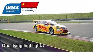 Qualifying highlights Coronel WTCC China 2016