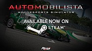 Automobilista Release Trailer - V1.0 out now!