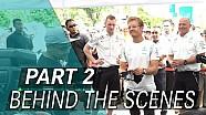 Nico y Lewis: Pit Stop Challenge mejores Fans
