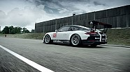 The new Porsche 911 GT3 Cup. Born in Flacht.