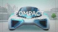 Toyota FCV Plus Concept at Paris Motor Show 2016