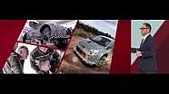 TOYOTA Press Conference   Paris Motor Show 2016