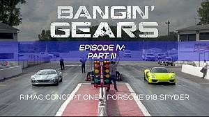 Dragrace: Porsche 918 Spyder vs. Rimac Concept_One