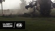 WRC 2016: especial Choques