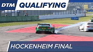 Mortara having steering issues - DTM Hockenheim Final 2016
