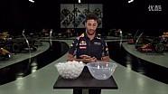 红牛1.92秒挑战——里卡多移乒乓球