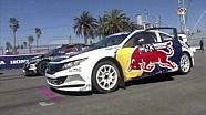 Red Bull Global Rallycross Los Angeles presented by Honda (I)