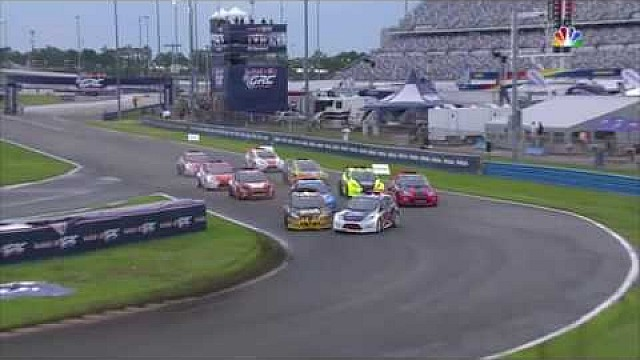 GRC Lites Daytona: Eriksson 'Round the Outside
