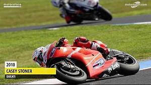 MotoGP Avustralya GP'si kazananları (2006-2015)