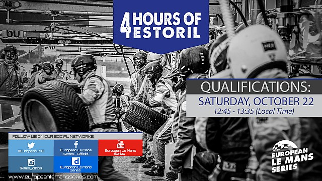 REPLAY - The 4 Hours of Estoril 2016 - Qualifying Sessions