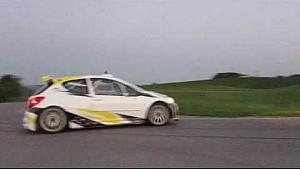 Eerste 4WD Rally/Rallycross-bolide