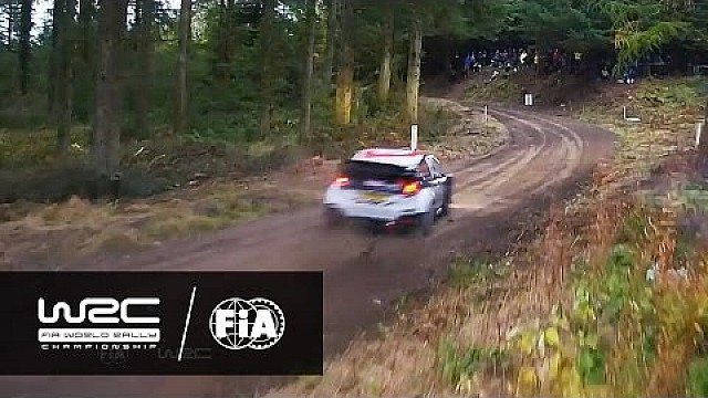 Wales: Highlights, Shakedown