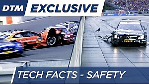 Safety - Tech Facts - DTM 2016