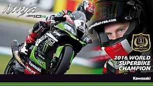 Jonathan Rea Campeón 2016 en WSBK - Kawasaki ZX-10R