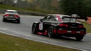 Audi RS 3 LMS auf der Nordschleife