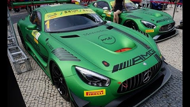 "Engel – ""Macau a huge challenge with a GT car"""
